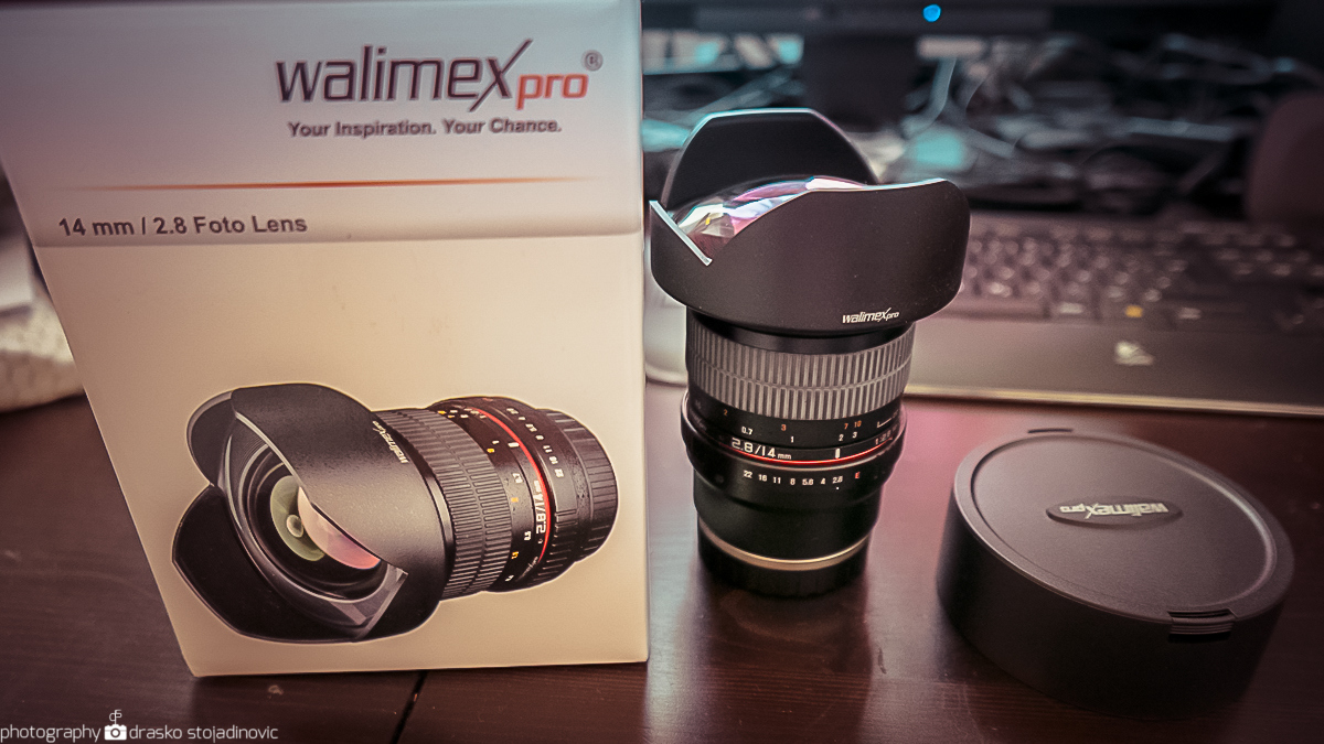 The Samyang 14mm Ultra Wide Lens and why the Sony 10-18mm is a nice choice! REVIEW