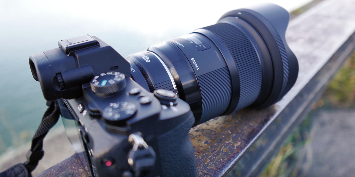 Sigma 24mm 1.4 + Sony A7II Video Review *New Version*
