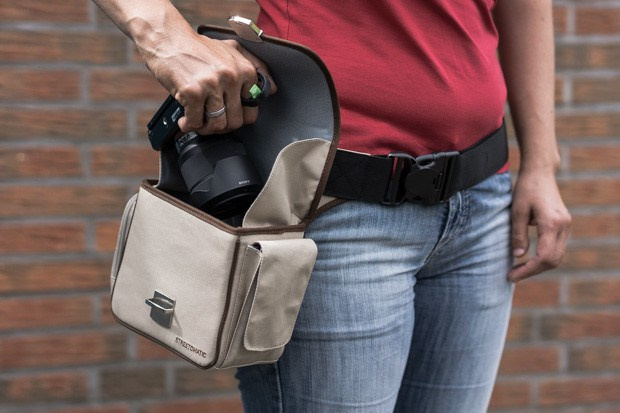 CAMSLINGER Streetomatic – Street Photography Bag