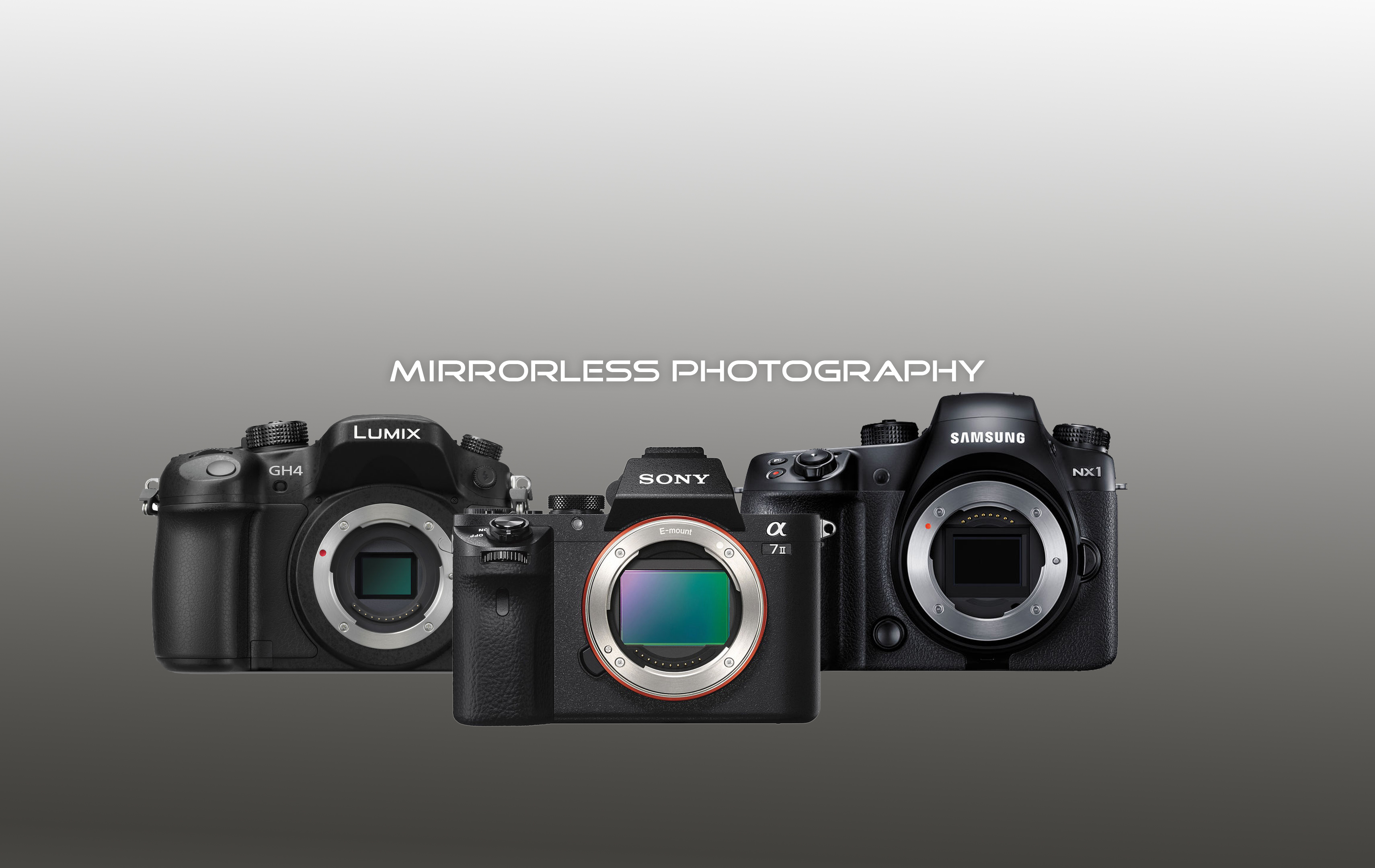 Mirrorless Photography Facebook Group started!