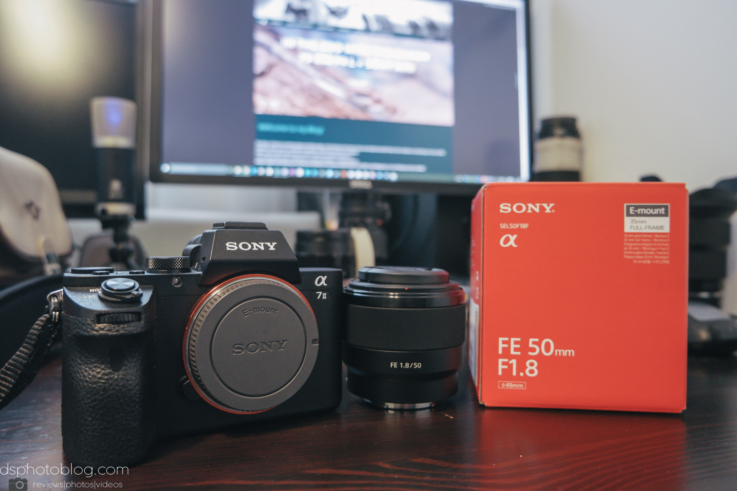 Sony FE50mm 1.8 REVIEW