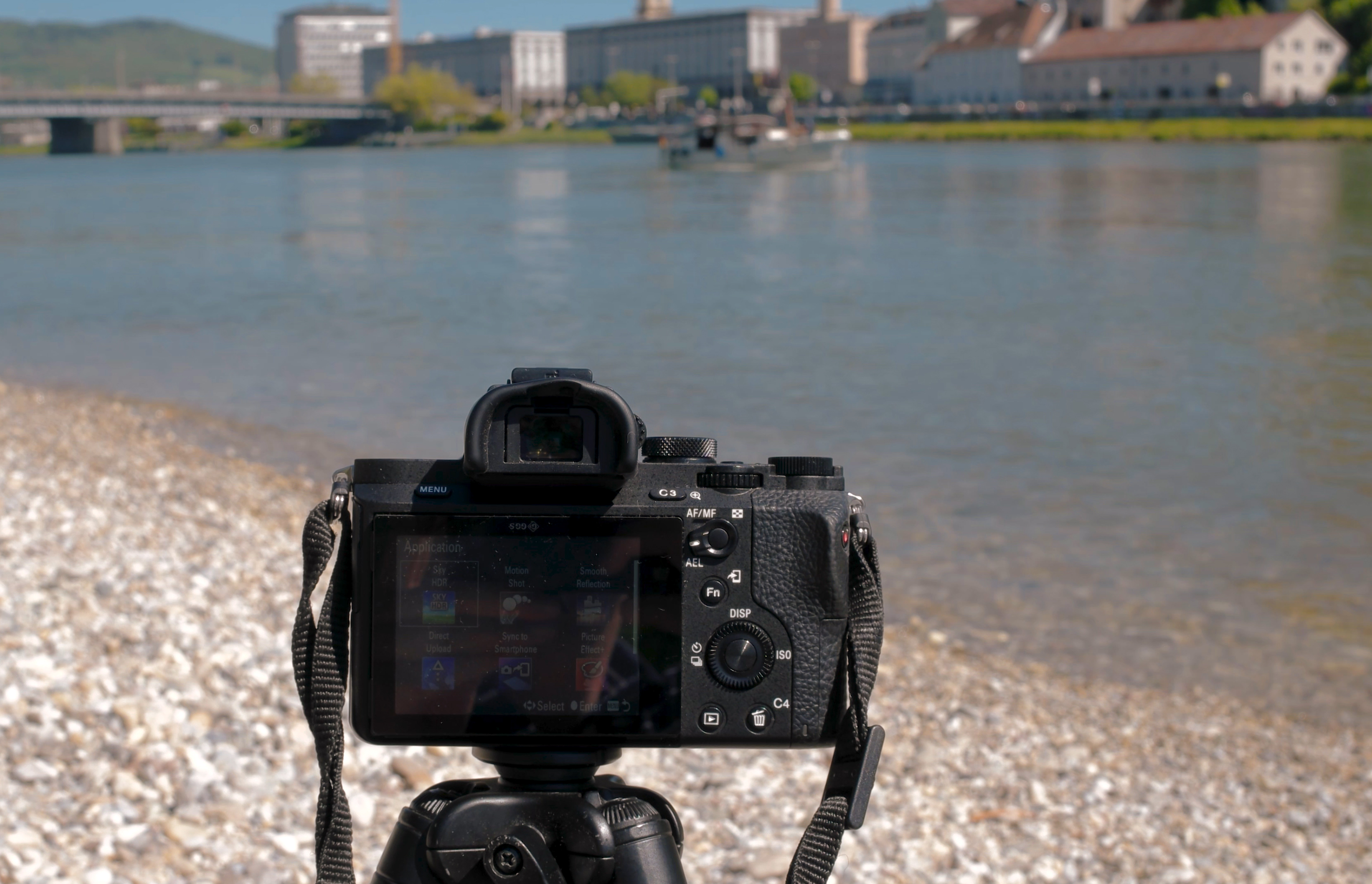 Sony Smooth Reflections App vs. ND1000x Filter REVIEW