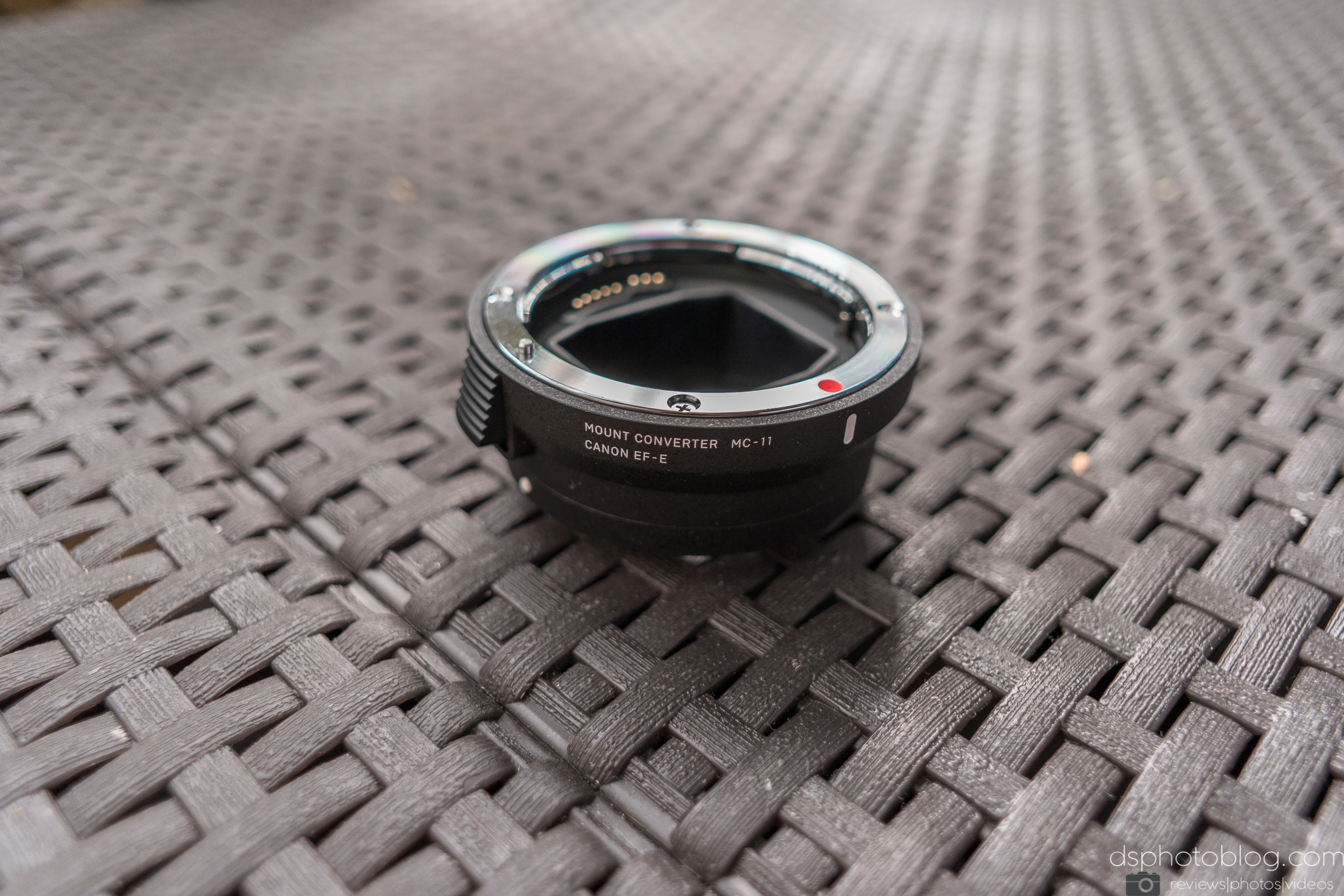 Sigma MC11 Adapter REVIEW
