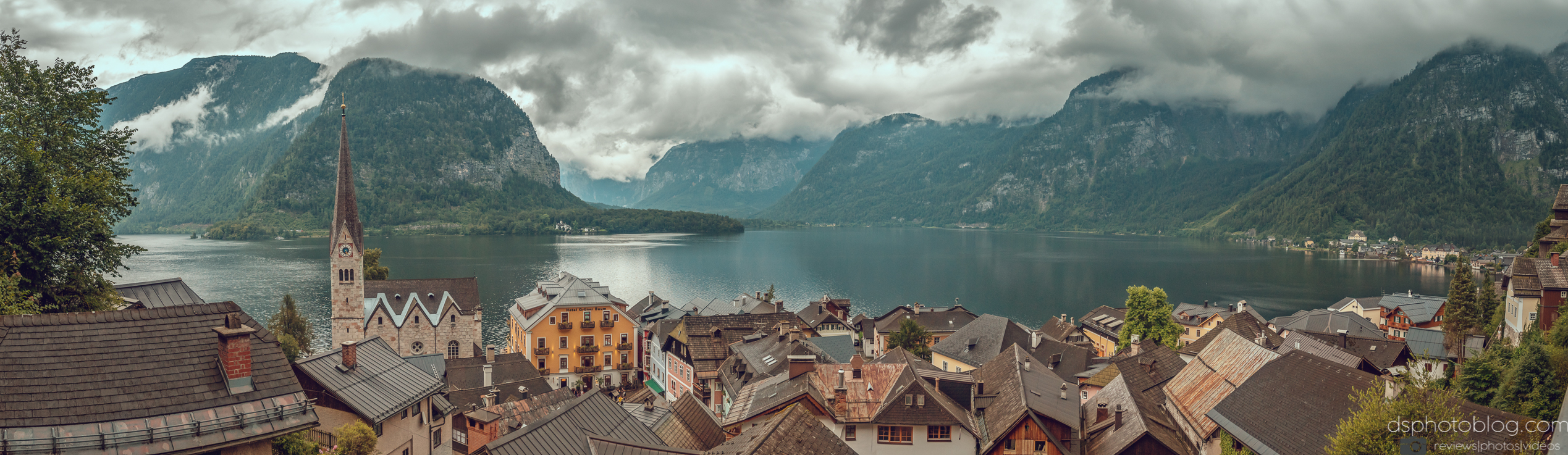 Hallstatt in July 2016 + VLOG