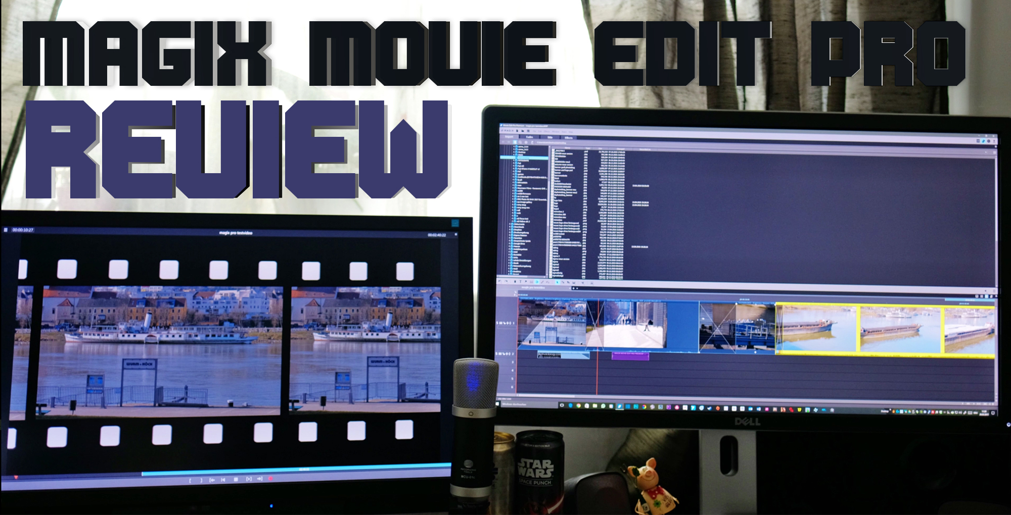 Magix Movie Edit Pro Software REVIEW