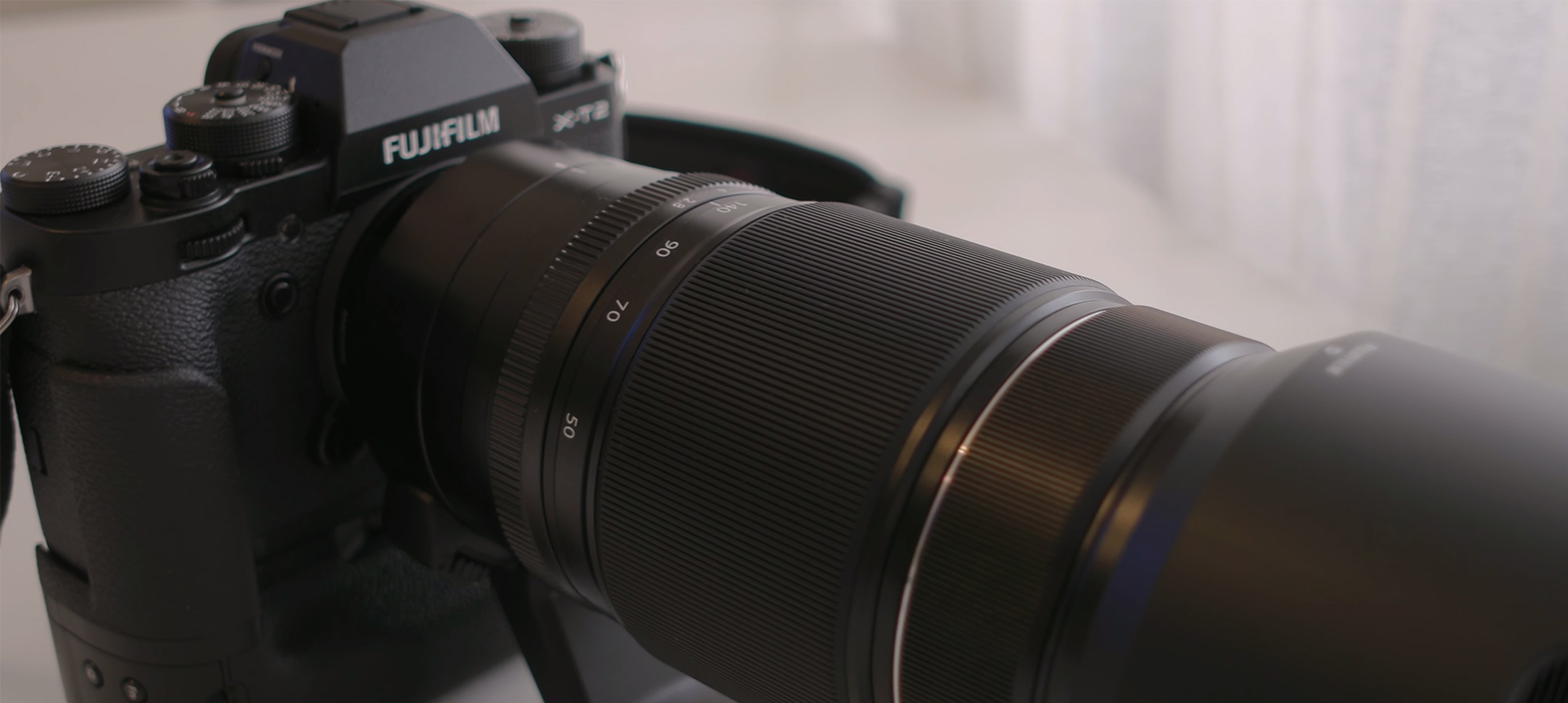Fujinon 50-140mm 2.8 REVIEW