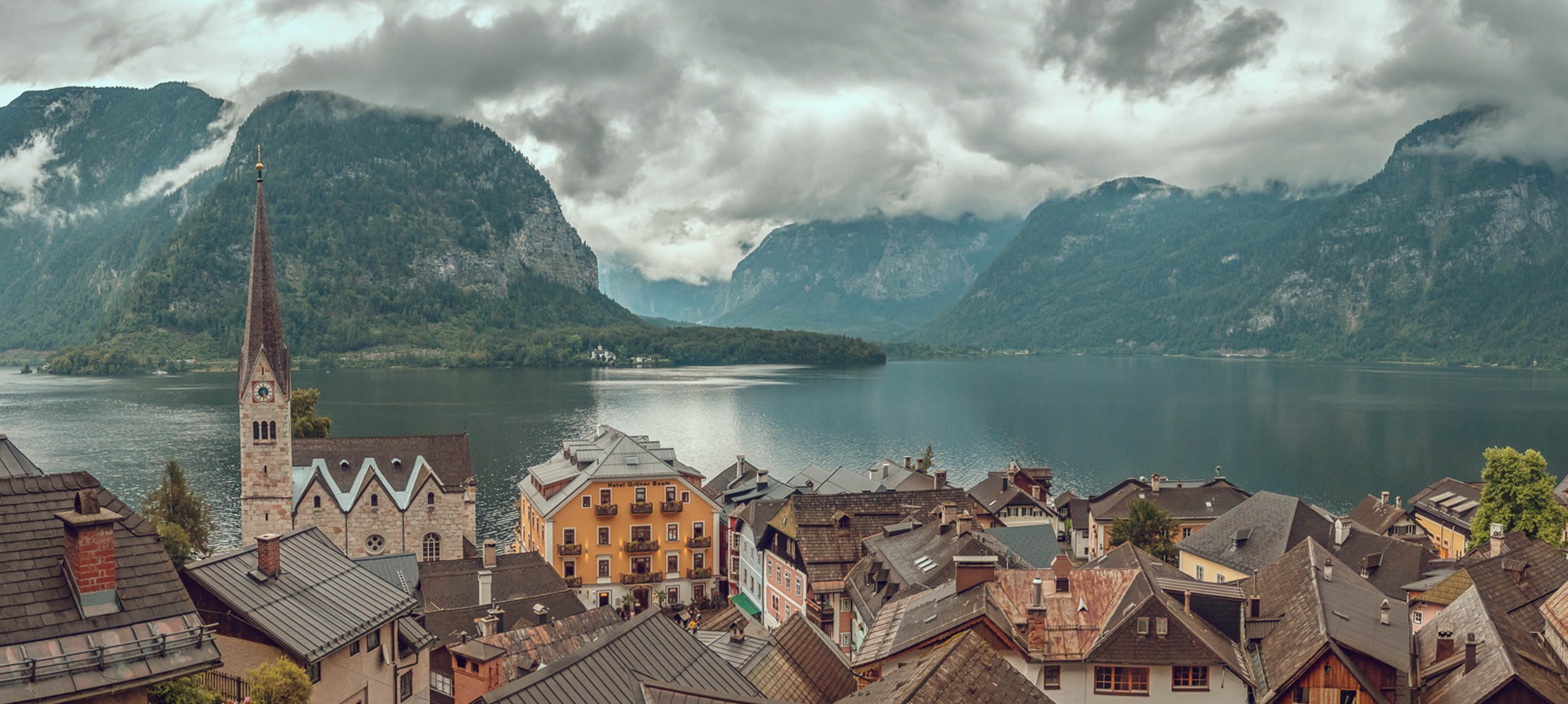 Hallstatt in July 2016 VLOG