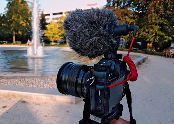Freestyle VLOG #4 – Vlogging with the Fuji XT2 PART 2