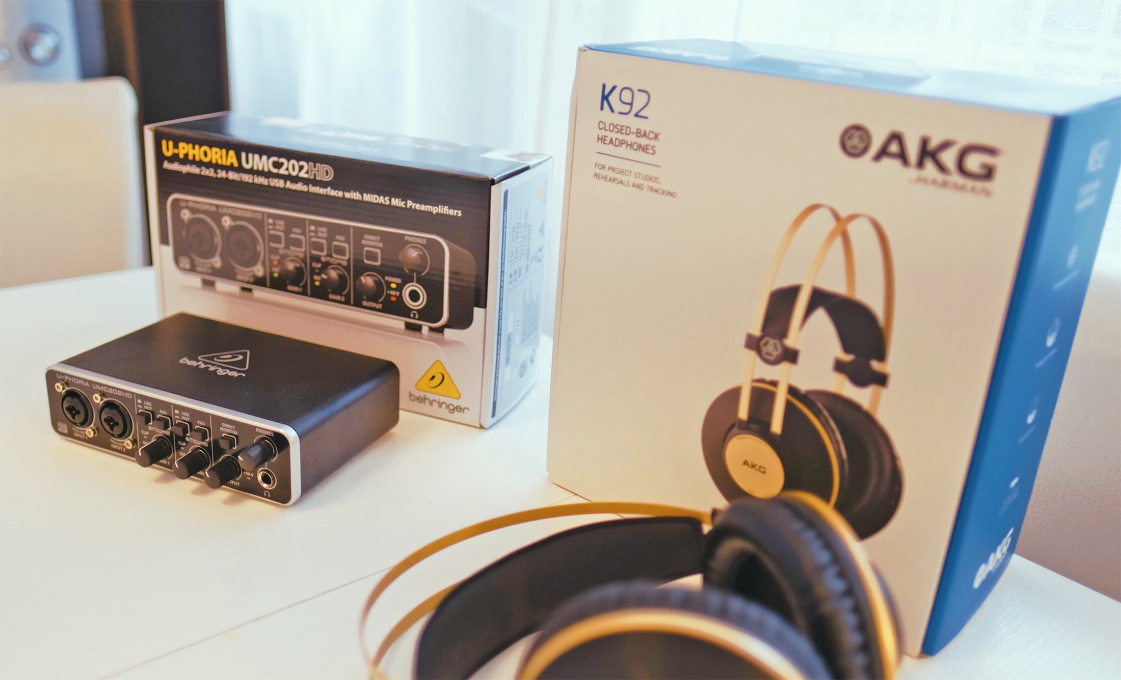 Affordable audio gear REVIEW