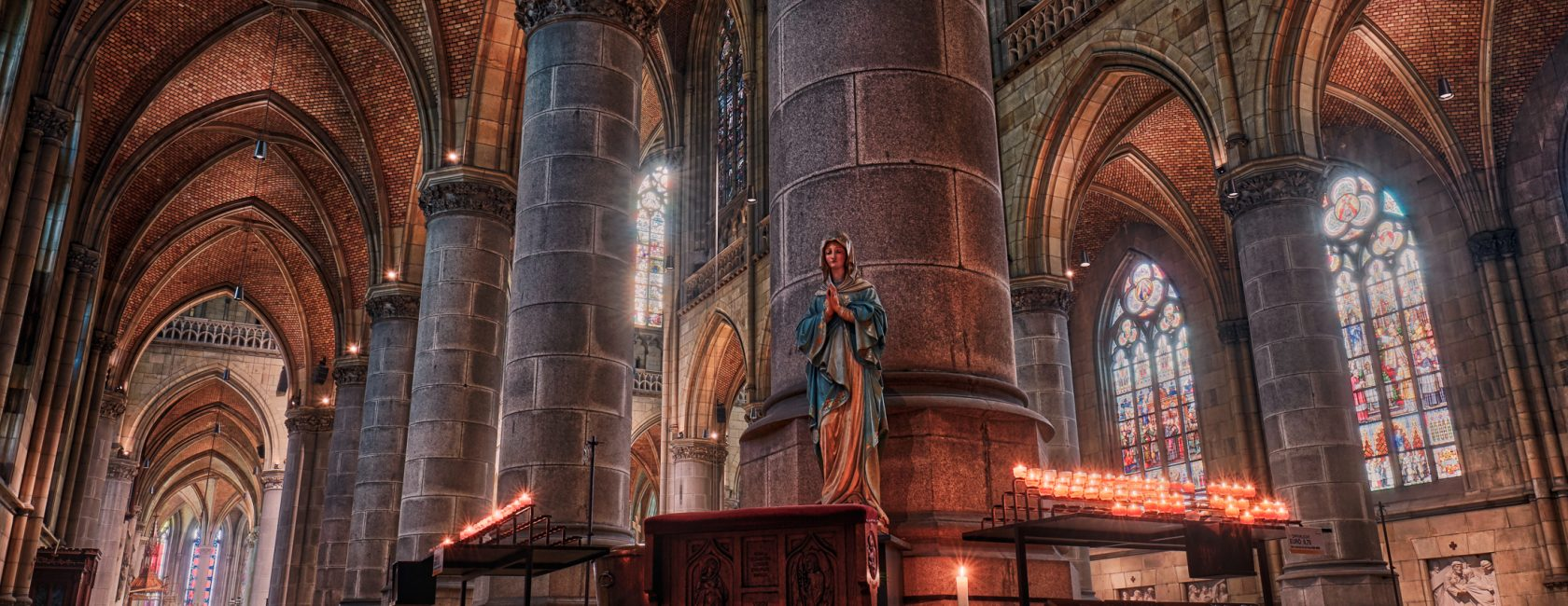 New Cathedral HDR shots with the Fuji XT-2