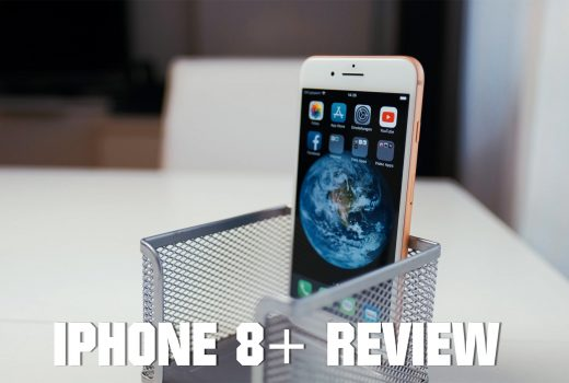 iPhone 8+ REVIEW