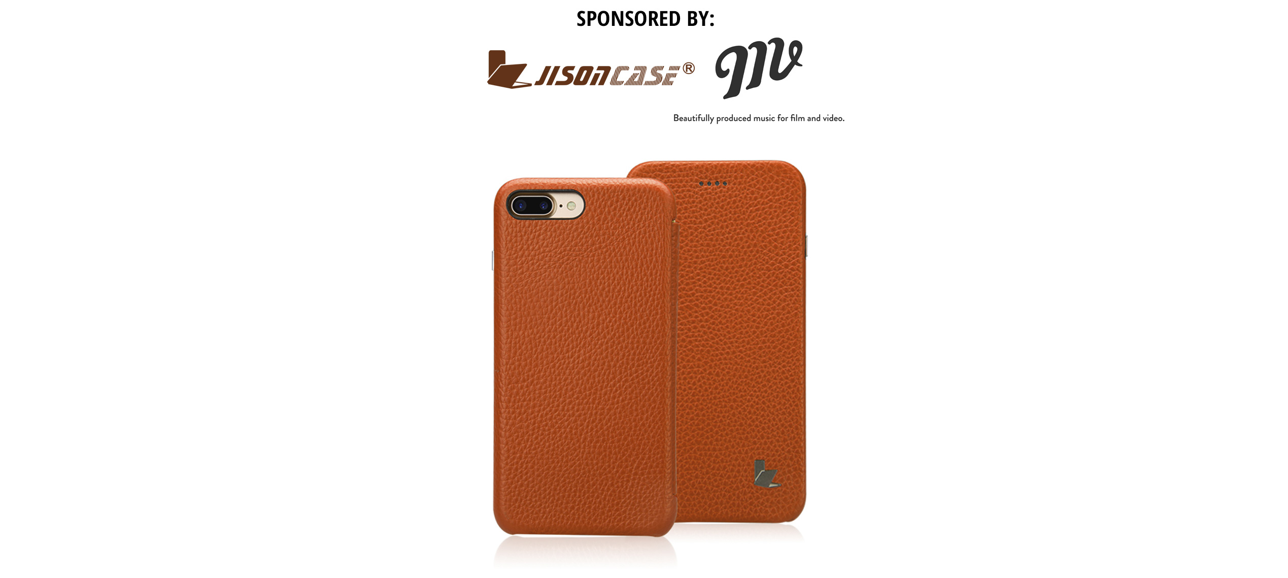 JISONCASE REAL LEATHER IPHONE  CASE REVIEW