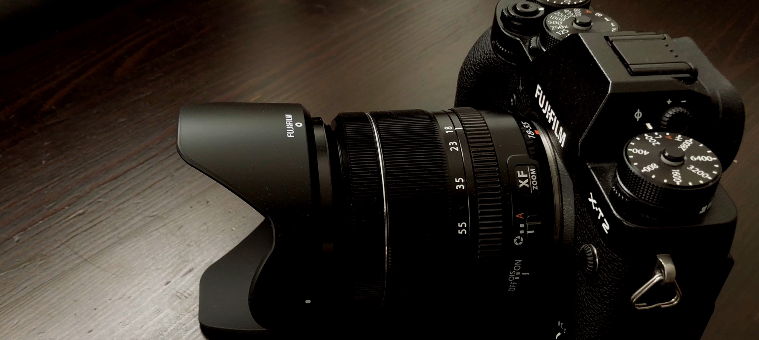 Fujinon 18-55 – The ultimate kitlens? REVIEW
