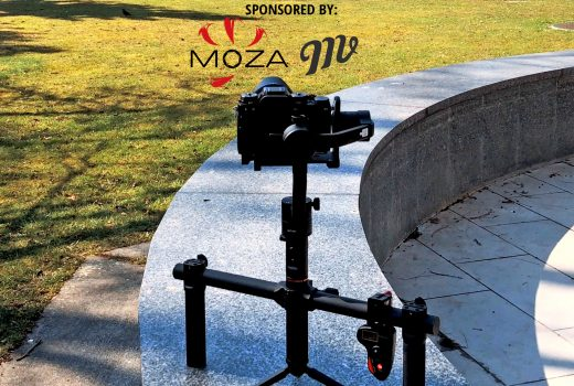MOZA Aircross Thumb Controller + Dual Handle REVIEW