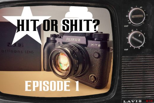 HIT or SHIT? Episode 1 – 7Artisans 35mm 1.2 REVIEW