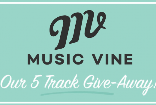 Music Vine  5 Track Give-Away!