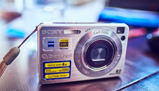 Cheap Camera Experience | Episode 1 – Sony DSC-W130