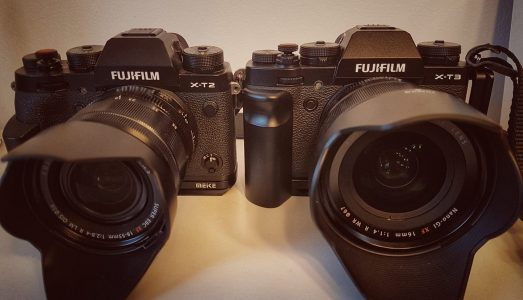 Fuji XT3 vs. XT2 REVIEW